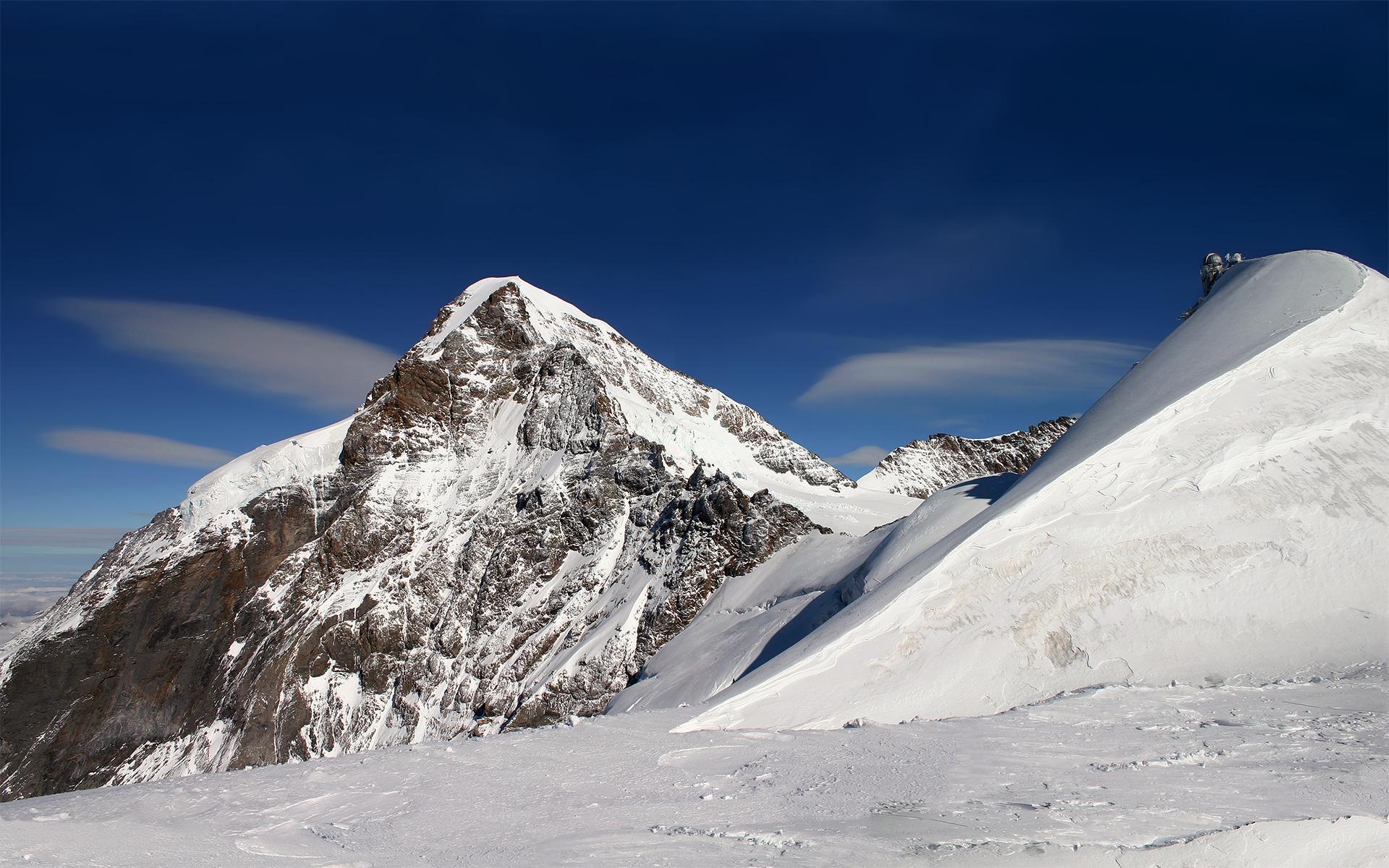 Winter Mountain wallpaper - 988411