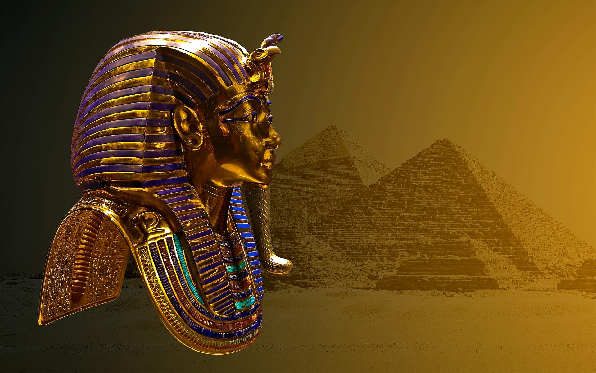 Das Gold Der Pharaonen Wallpaper 1920x1200 Widescreen